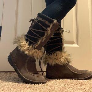 Winter Boots: Sorel